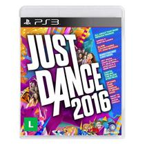 Jogo Just Dance 2016 - PS3 - Ubisoft