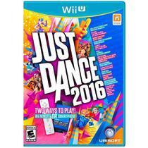 Jogo Just Dance 2016 - Wii U - Ubisoft