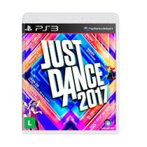 Jogo Just Dance 2017 - PS3 - Ubisoft