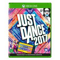 Jogo Just Dance 2017 Xone - Ubi -