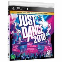 Jogo Just Dance 2018 Playstation 3 - Ubisoft