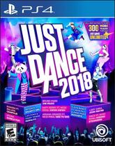 Jogo Just Dance 2018 Ps4 - Ubisoft