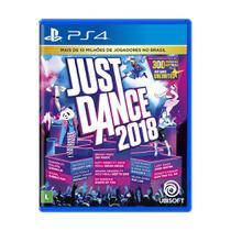 Jogo Just Dance 2018 - PS4 - Ubisoft