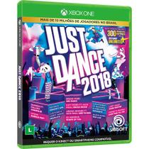 Jogo Just Dance 2018 Xbox One - Ubisoft