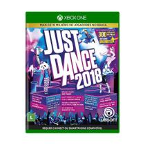 Jogo Just Dance 2018 - Xbox One - Ubisoft