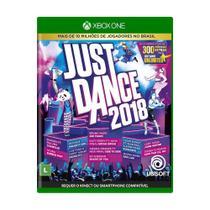 Jogo Just Dance 2018 - Xbox One - Ubisoft