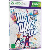 Jogo Just Dance 2019 - Xbox 360 - Ubisoft