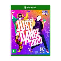 Jogo Just Dance 2020 (JD 20) - Xbox One (NOVO) (KINECT) - Ubisoft