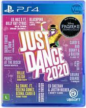 Jogo Just Dance 2020 - PS4 - Ubisoft