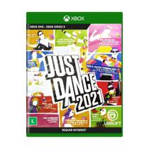 Jogo Just Dance 2021 para Xbox One & Xbox Series - Microsoft