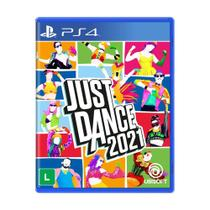 Jogo Just Dance 2021 - PS4 - Ubisoft