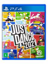 Jogo Just Dance 2021 - PS4 - UBISOFT
