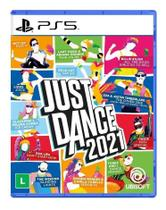 Jogo Just Dance 2021 - PS5 - Ubisoft
