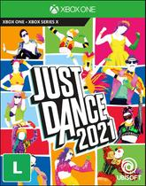 Jogo Just Dance 2021 - Xbox One (NOVO) - Ubisoft