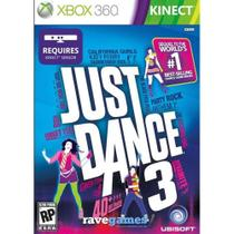 Jogo Just Dance 3 - Xbox 360 - Ubisoft