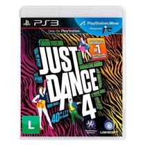Jogo Just Dance 4 - PS3 - Ubisoft