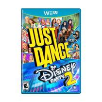 Jogo Just Dance: Disney Party 2 - Wii U - Ubisoft