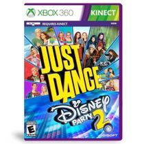 Jogo Just Dance Disney Party 2 - Xbox 360 - Ubisoft