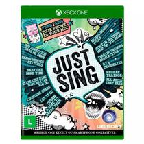 Jogo Just Sing - Xbox One - Ubisoft