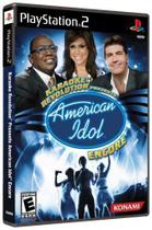Jogo Karaoke Revolution Presents: American Idol Encore PS2 - Konami