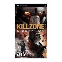 Jogo Killzone Liberation Versão Favoritos Novo Psp Portatil - Sony