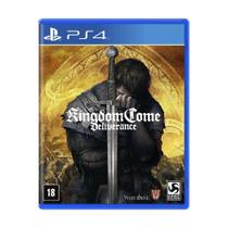 Jogo Kingdom Come: Deliverance - PS4 - Deep Silver