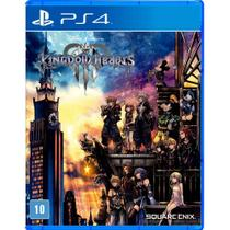 Jogo Kingdom Hearts III - Playstation 4 - Capcom