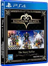Jogo Kingdom Hearts The Story So Far - SQUARE ENIX