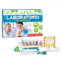 Jogo kit laboratório de química com 64 acessórios - Nig