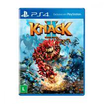 Jogo Knack 2 PlayStation 4 SIE Japan Studio - Sony