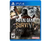 Jogo Konami Metal Gear Survive PS4 BLU-RAY  (3003159-ACP4SA00727101FGM)