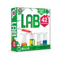 Jogo Lab 42 Experiências - Kit de Experiências - Estrela -