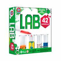 Jogo Lab 42 kit de experiências químicas Estrela brinquedos -
