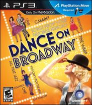 Jogo Lacrado Midia Fisica Dance On Broadway Para Ps3 - Sony