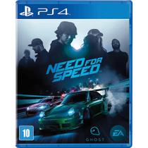 Jogo Lacrado Need For Speed Game 2015 BR para PS4 - Ea