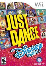 Jogo Lacrado Para Nintendo Wii Just Dance Disney Party - Ubisoft