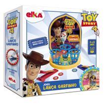 Jogo Lança Garfinho Toy Story 4 - Elka -