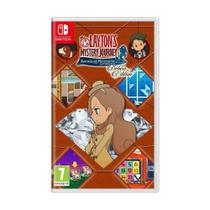Jogo Layton's Mystery Journey: Katrielle and The Millionaires' Conspiracy (Deluxe Edition) - Switch - Level 5