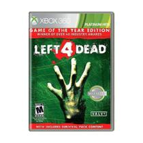 Jogo Left 4 Dead (Game of the Year Edition) - Xbox 360 - Valve
