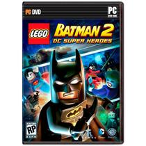 Jogo LEGO Batman 2: DC Super Heroes - PC - Wb games