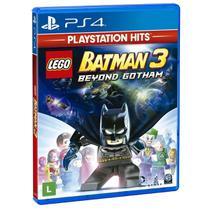 Jogo Lego Batman 3: Beyond Gotham - PS4 Hits - Warner