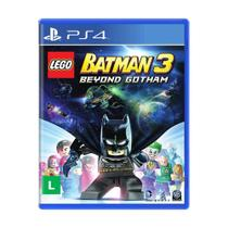 Jogo LEGO Batman 3: Beyond Gotham - PS4 - Wb games