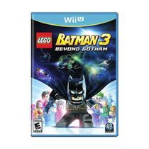 Jogo LEGO Batman 3: Beyond Gotham - Wii U - Wb games