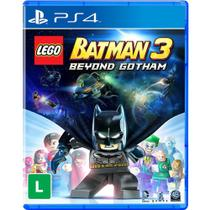 Jogo Lego Batman 3 - PS4 - Warner games