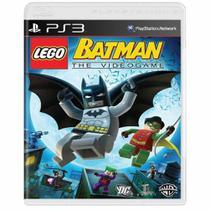 Jogo Lego Batman The Video Game Playstation 3 - Tt Games