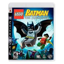 Jogo LEGO Batman: The Videogame - PS3 - Wb games