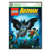Jogo Lego Batman: The Videogame - Xbox 360 - Warner games