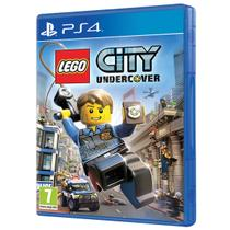 Jogo Lego City Undercover PS4 - Warner