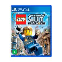 Jogo LEGO City Undercover - PS4 - Wb games