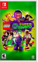 Jogo Lego DC Super Villains - Nintendo Switch - Warner Bros. Interactive Entertainment